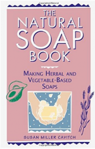 The Natural Soap Book, soap recipes
