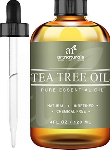 tea tree oil, art Natural