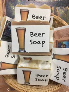 Beer soap, soap recipe, beer soap recipe