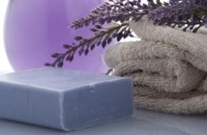 lavender soap, baby soap,