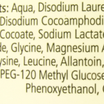 soap ingredients