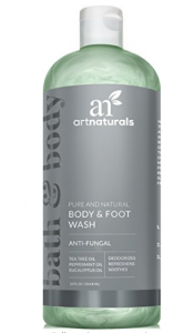 anti-fungal, foot wash, athletes foot