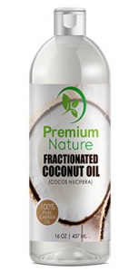 Fractionated Coconut Oil, Coconut Oil