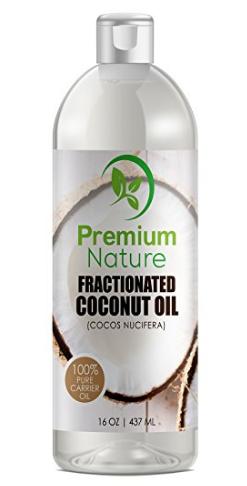 Fractionated Coconut Oil, Coconut Oil
