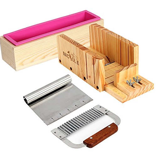 soap making mold, cutter, guide